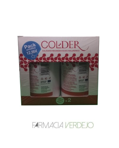 PACK COLDER 180*2 TABLETAS