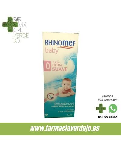 RHINOMER BABY LIMPIEZA NASAL F- EXTRA SUAVE  EST