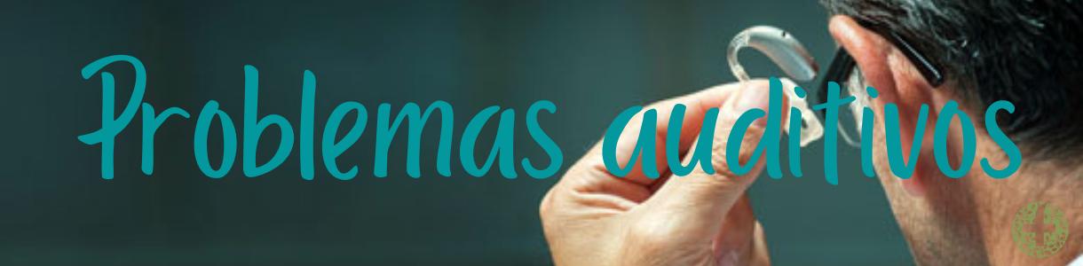 Problemas Auditivos medicamentos. Farmacia Verdejo Salamanca.