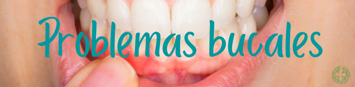 Problemas bucales. Farmacia online Salamanca. Farmacia Verdejo