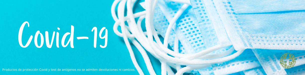 Protección Covid 19. Artículos Protección Covid 19