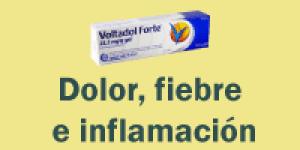 Dolor, fiebre e inflamación